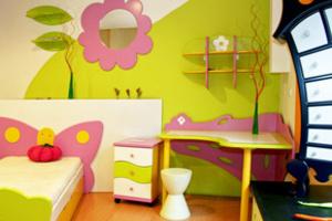 Родители и дети. Детская комната. Как её оформить.