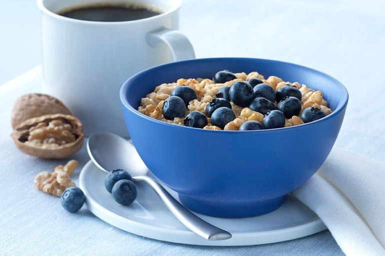 правильное питание каши на завтрак
